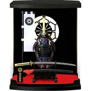Samurai Armor Figure (Sakakibara Yasumasa)
