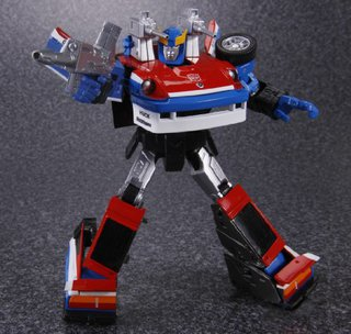 Takara Tomy Transformers Master Piece MP-19 Smokescreen Fairlady 280 Z-T Action Figure