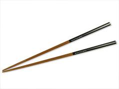 MOTTAINAI Slimcolor Bamboo HASHI Chopsticks (Black) C08007-10