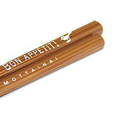 MOTTAINAI HASHI Chopsticks (Charcoal Clear) C07022