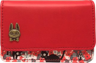 Gibri one point Charm Series Kikis Delivery Service business card case