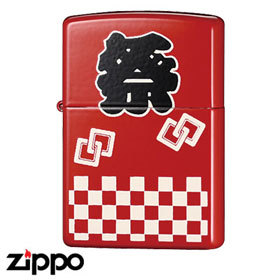 Zippo - Traditional Edo Design - Party