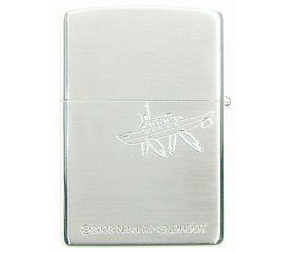 Ghibli Zippo - Ponyo on the Cliff by the Sea - Ponyo in Bubble