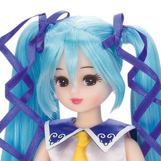 That! Rika-chan is snow Miku doll Magical Snow Ver..