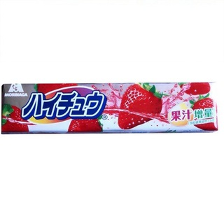 Morinaga Hi-Chew Candy Strawberry 12Packs.