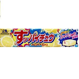 Morinaga Hi-Chew Candy Lemon 12Packs.