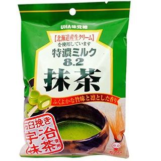 Mikakuto, Tokuno Milk 8.2 Matcha, 84g×6bags.