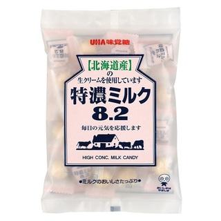 Mikakuto, Tokuno Milk 8.2. 105g×6bags.