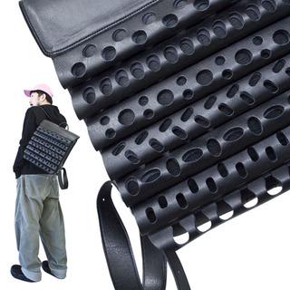 TOKYO BOPPER No.11140/Black Multi-dot Rucksack