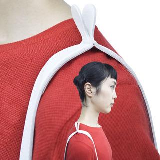 TOKYO BOPPER No.11160/White Milkcrown Pochette