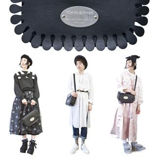 TOKYO BOPPER No.11160/Black Milkcrown Pochette