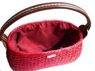 Toyooka Bag-red color-