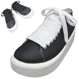 TOKYO BOPPER No.831 /  Black Coating Camvas sneaker
