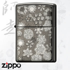 Zippo - Seasons - December (Snow)