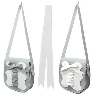 TOKYO BOPPER No.11190/Gray Corset Bag