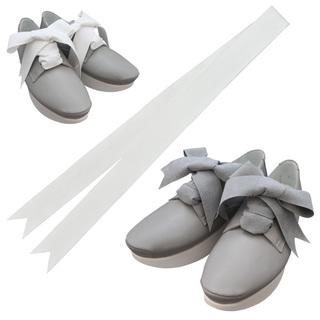 TOKYO BOPPER No.504 / Gray Ribbon shoes