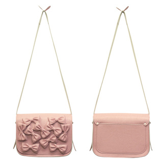 TOKYO BOPPER No.11162/Pink Ribbon Pochette