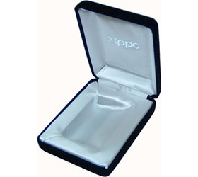 Sterling Silver Zippo - Peony Zippo