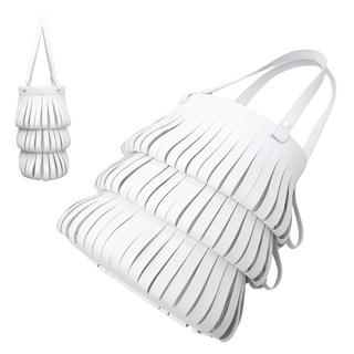 TOKYO BOPPER No.11132/ White Jelly fish bag (L)