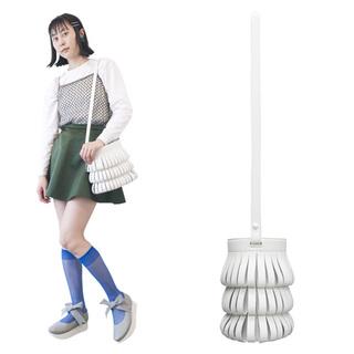 TOKYO BOPPER No.11133/ White Jelly fish bag (S)