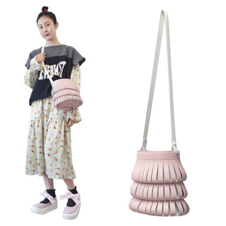 TOKYO BOPPER No.11133/ Pink Jelly fish bag (S)