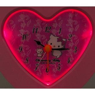 Charmy Kitty - Illumination Alarm Clock R09