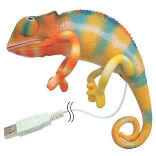 USB Chameleon (Orange)