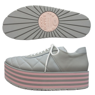 TOKYO BOPPER No.331 / Gray-smooth leather