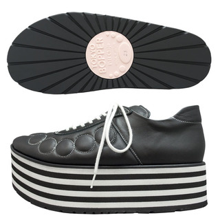 TOKYO BOPPER No.333 / Black-smooth leather
