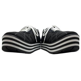 TOKYO BOPPER No.3301 /Black synthetics sneaker border sole
