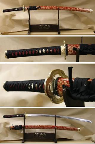 Toyotomi Hideyoshi Replica Sword