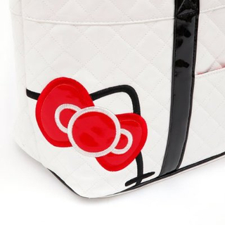 Hello Kitty Mother's Bag White