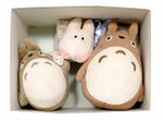 Totoro Stuffed Toy Set