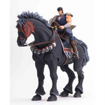 1/8 Fist of the North Star  Kenshiro &Steed 200X