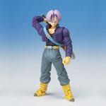Dragonball Z Hybrid Action Figure Future Trunks