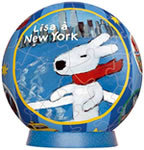 3D Gaspard and Lisa goes to New York 60P