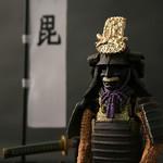 Samurai Armor Figure (Uesugi Kenshin)