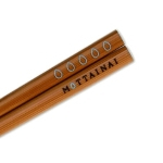 MOTTAINAI Carry-Anywhere HASHI Chopsticks (Teardrop) D08016