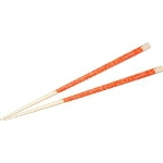 MOTTAINAI THANKS HASHI: Groovisions Design (Orange) L07010