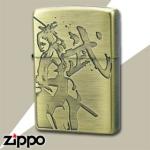 Zippo - Samurai Japan - Warrior
