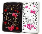Zippo - Hello Kitty Pair Zippo - Diamond