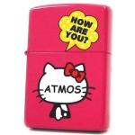 Zippo - Hello Kitty x Atmos Collaboration Model - Pink