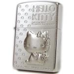 Zippo - Hello Kitty 3D - Silver Satin