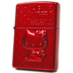 Zippo - Hello Kitty 3D - Red