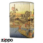 Zippo - Hiroshige Master Artwork Series - Kawasaki