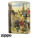Zippo - Hiroshige Master Artwork Series - Nihonbashi