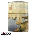 Zippo - Hiroshige Master Artwork Series - Shinagawa