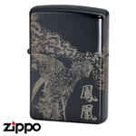 Zippo - Soaring Phoenix - Gray Titanium