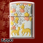 Zippo - Seasons - October (Maple)
