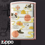 Zippo - Seasons - September (Chrysanthemum)